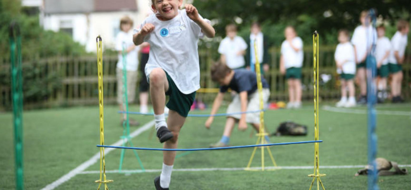 Влияние физических упражнений на здоровье школьников