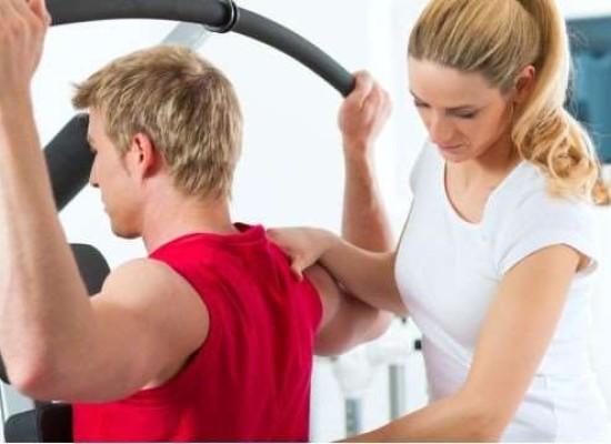 Лечебная физкультура (ЛФК) от болей в области шеи и головы
