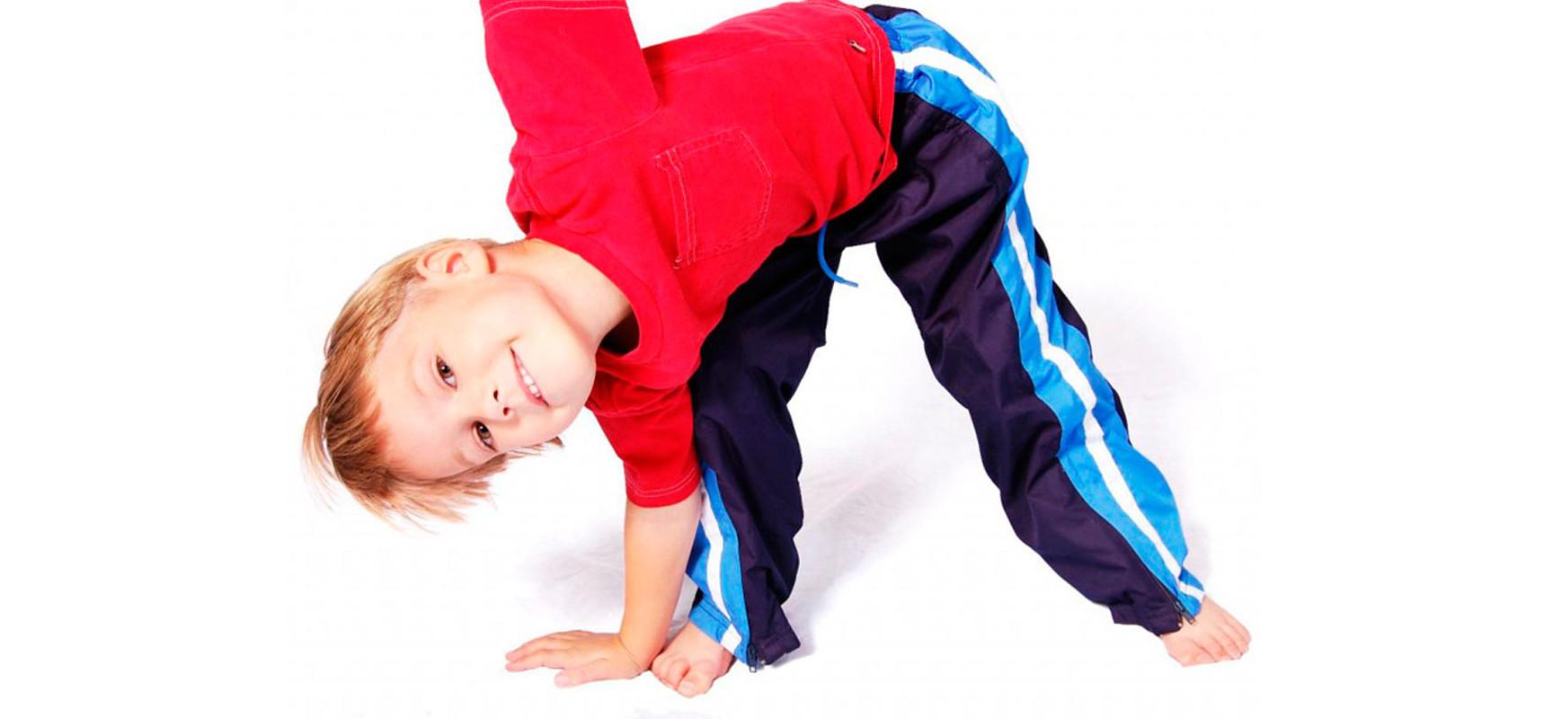 Лечебно-оздоровительная гимнастика для детей