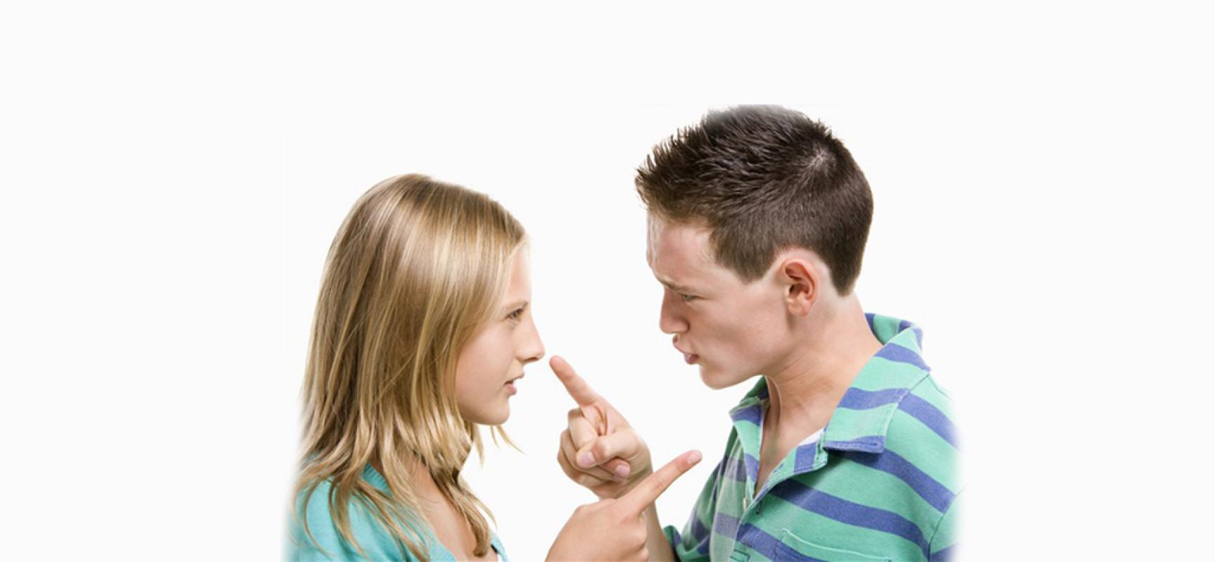 Типы сексуального поведения в семье