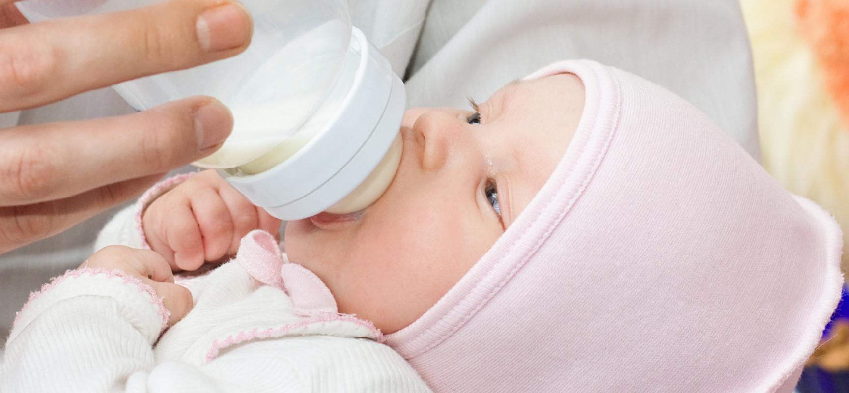 Биоценоз кишечника у новорожденных