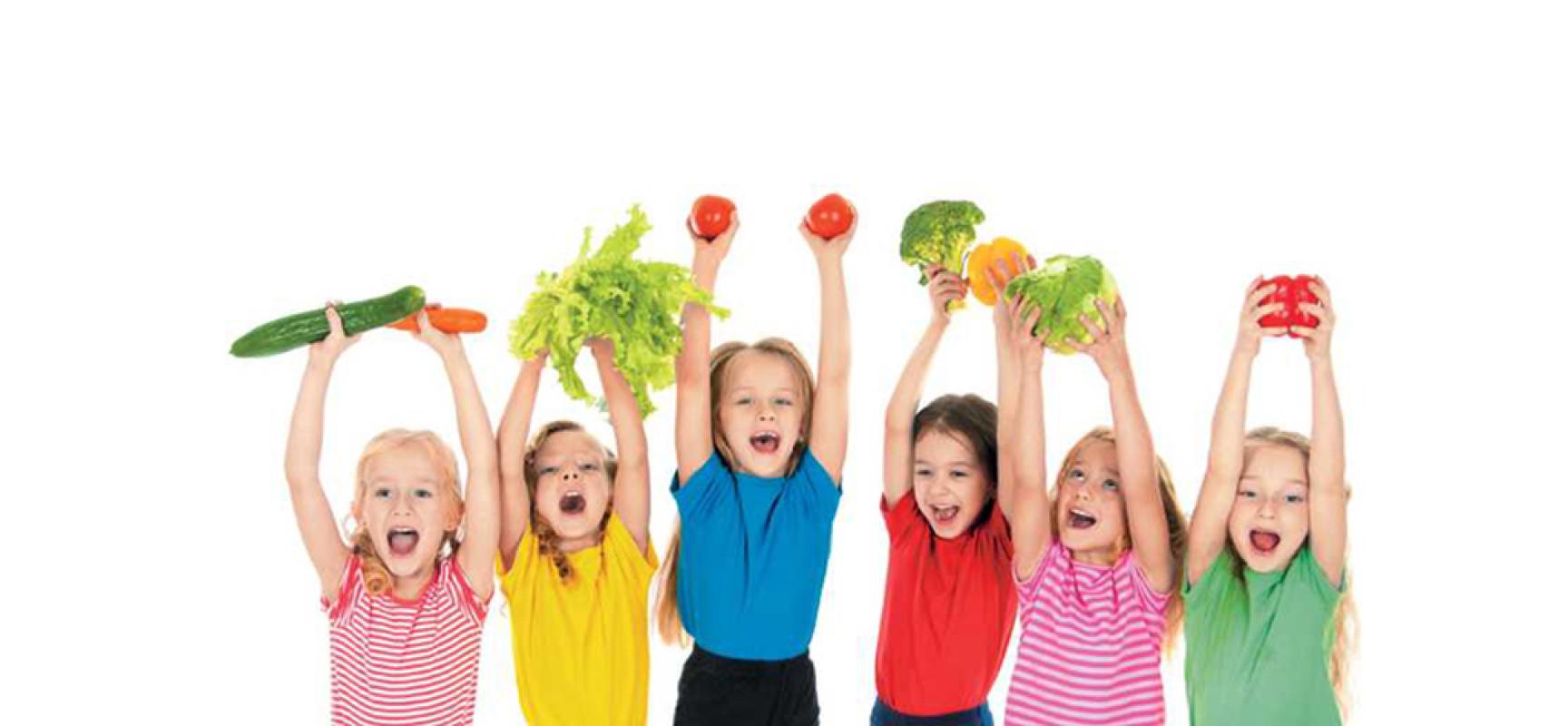 Детское вегитарианство: все «за» и «против»