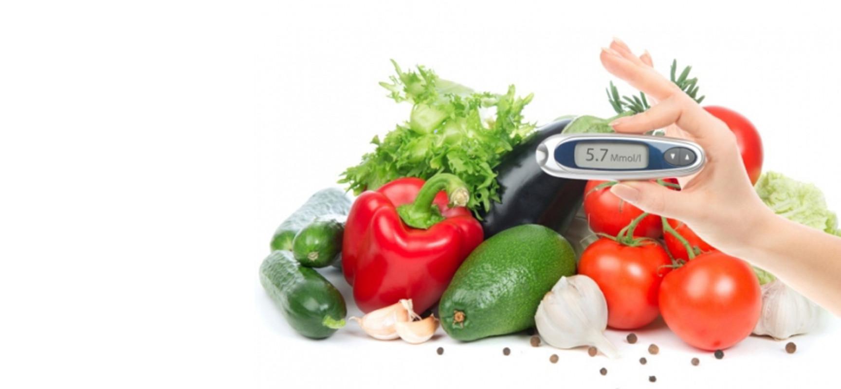 Полезные продукты для людей с сахарным диабетом