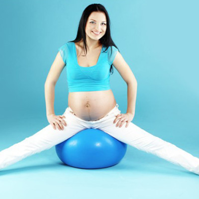 Кинезитерапия для беременных