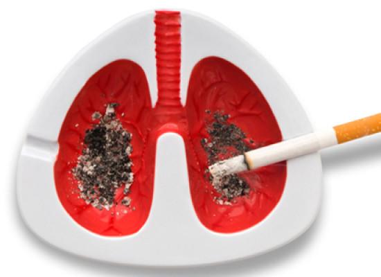 Как курение воздействует на тело