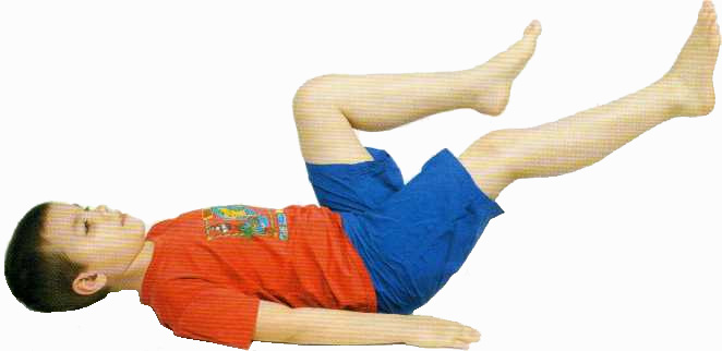 Лечебно-оздоровительная гимнатиска для часто болеющих детей