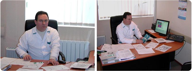 Кандидат медицинских наук   Николай Андреевич Полищук