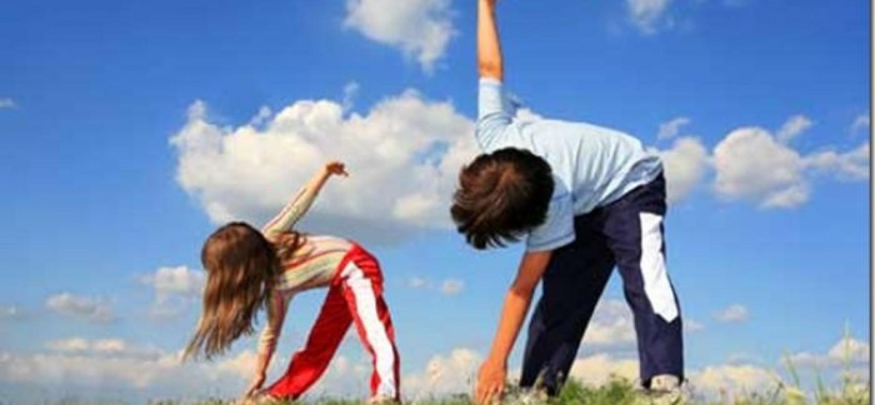 Понятие об детской усталости