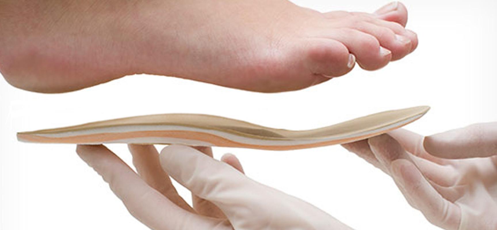 Ортопедичиские стельки