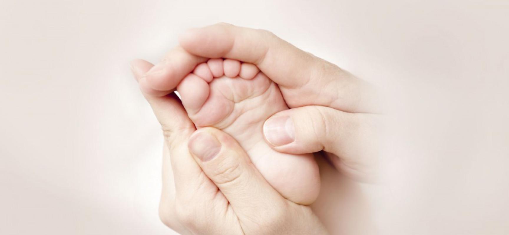 Эквинусная деформация стопы при детском церебральном параличе (ДЦП)