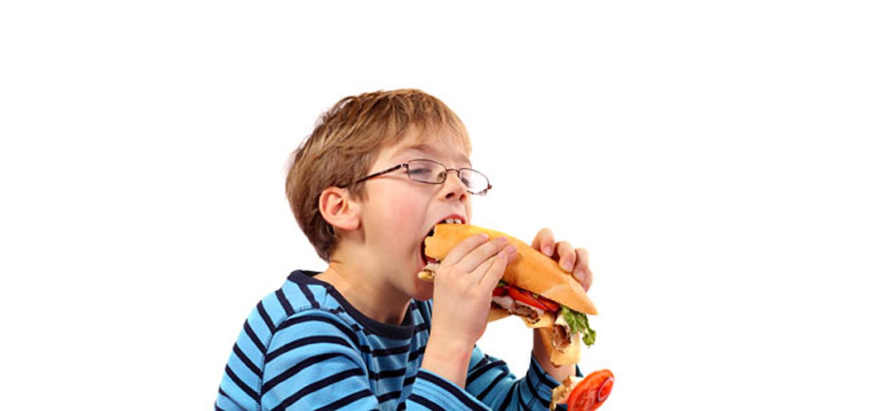 Особенности питания детей школьного возраста