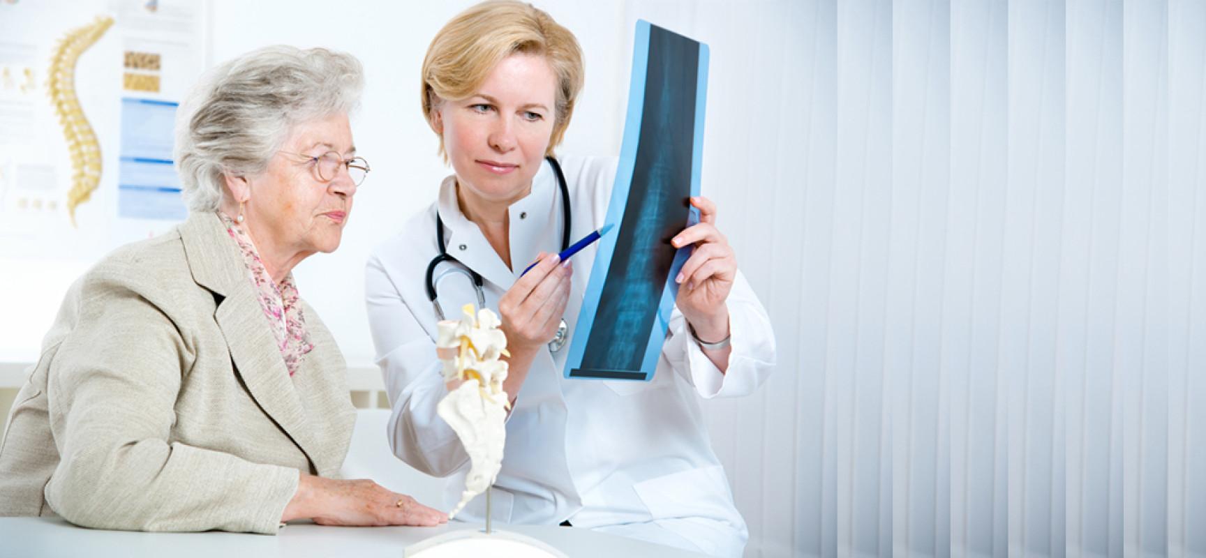 Остеоартроз и остеопороз как проблема пожилого человека