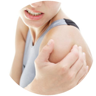 Боли в области плеча