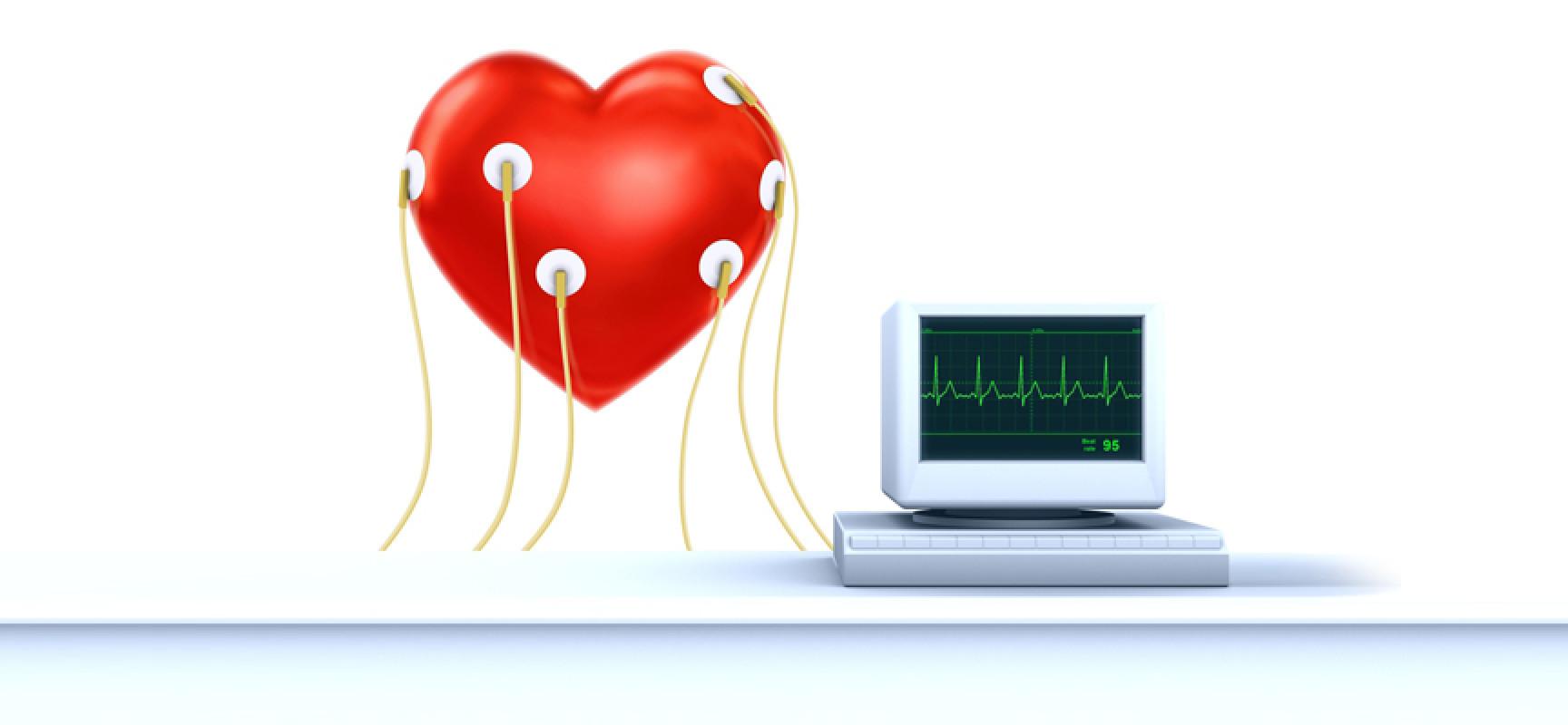 Особенности электрокардиограммы у здоровых женщин, обусловленные беременостью