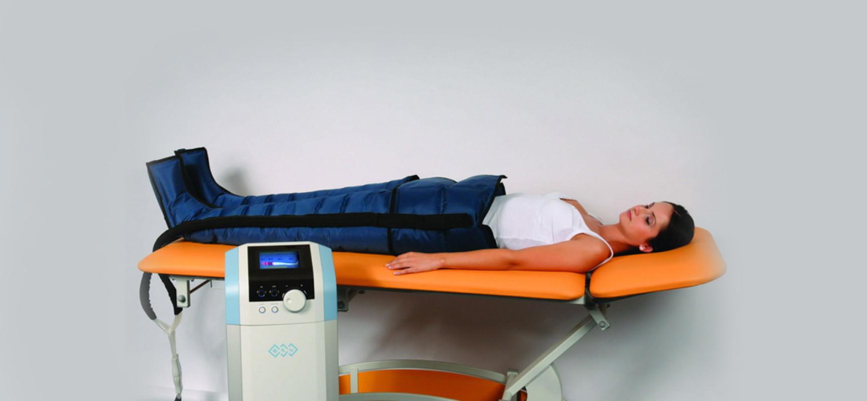 Импульсная баротерапия