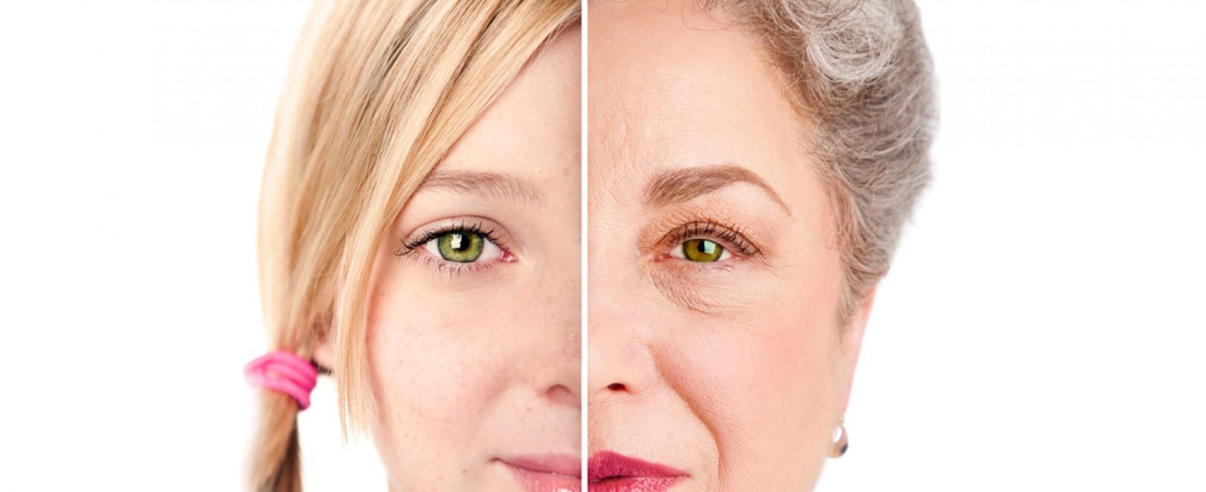 Старение. Как тело стареет