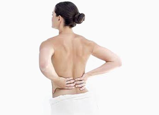 Боль в спине?