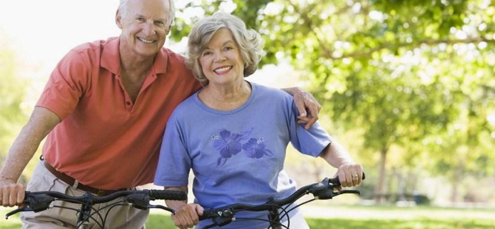 Старение костно-мышечной системы