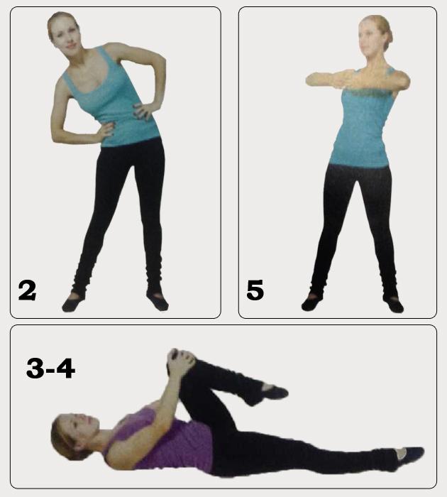 Лечебная гимнастика при плеврите