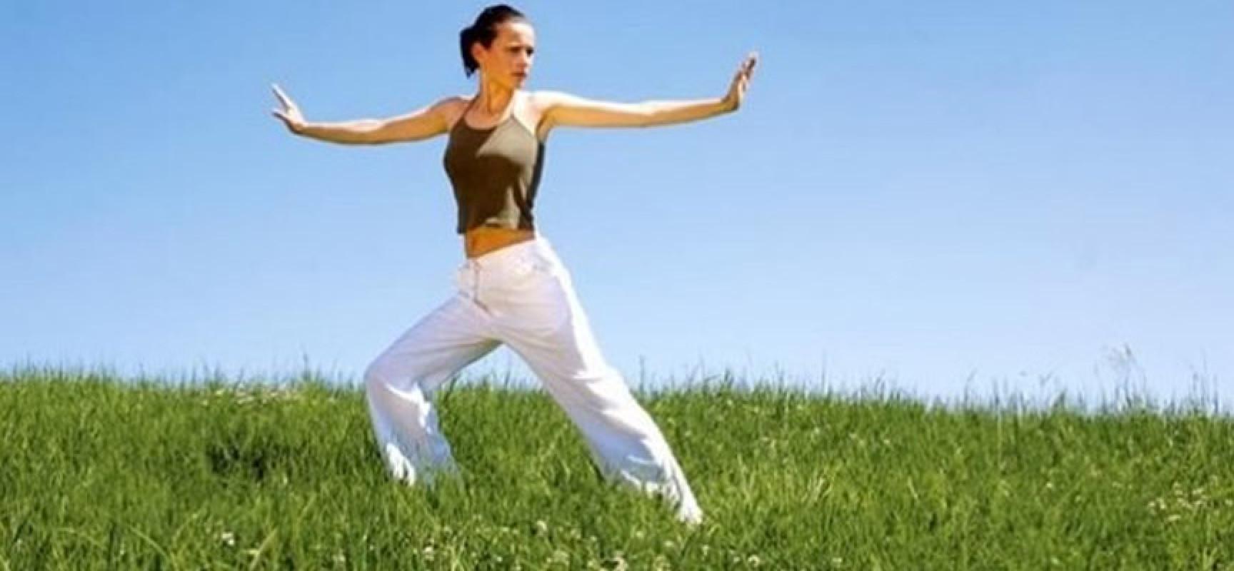 Йога. Воскресная растяжка