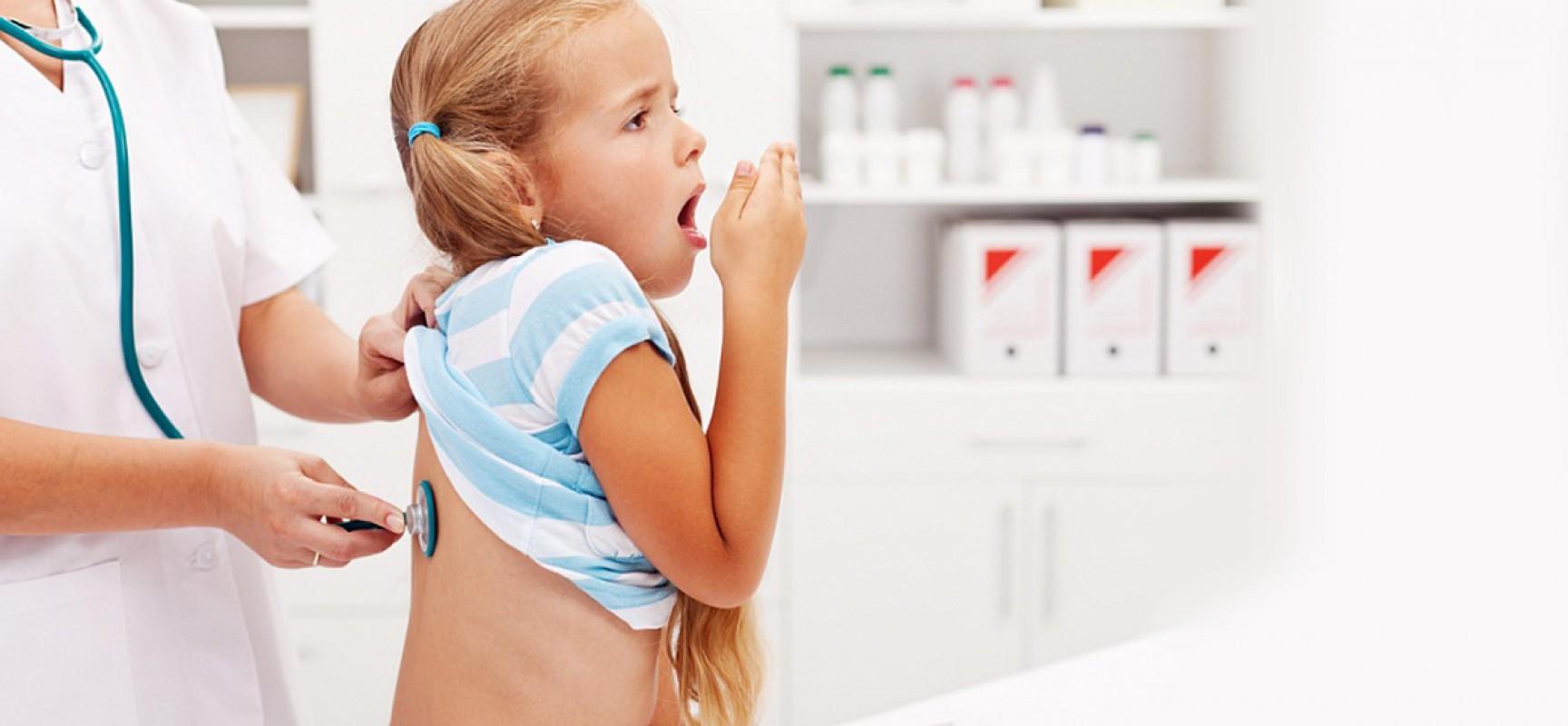 Деструктивные пневмонии у детей